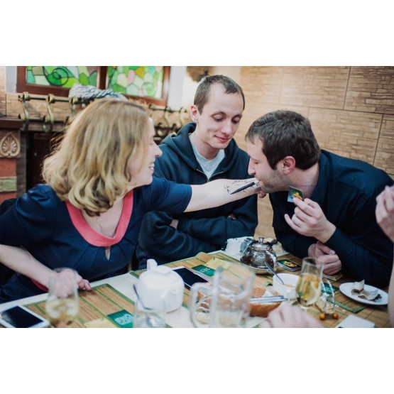 «Зеленый Мексиканец» - ФАНТЫ ДЛЯ ВЕСЕЛОЙ КОМПАНИИ