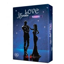 Игра для пары «LOVE Фанты: Романтик»