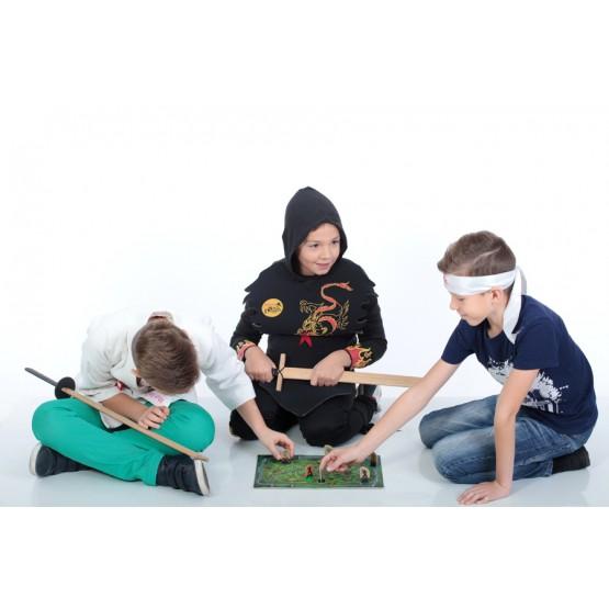 «Ниндзя и Самураи» логическая игра