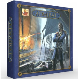 Военно-стратегическая настольная игровая система «Адмирал»