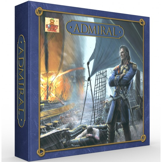 Admiral game system - a real sea adventure on your desktop!