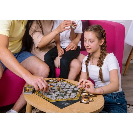 """Гра для дітей на розвиток пам'яті """"Печера скарбів"""""""