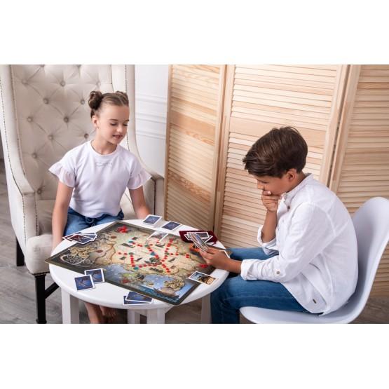 "History board game ""Cossack campaign"""
