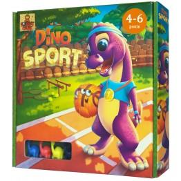 Настільна гра для дітей «Dino SPORT»