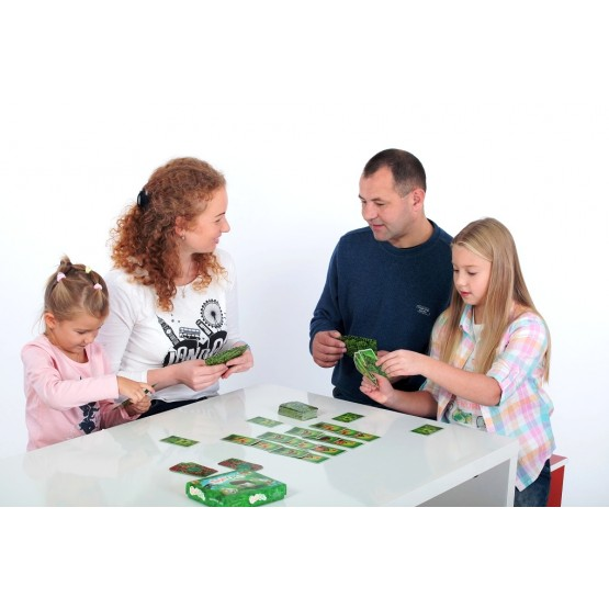 Compact fun game Mushroom-OK for company, the best gift for children