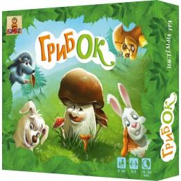 Карточная игра «Гриб'ОК»