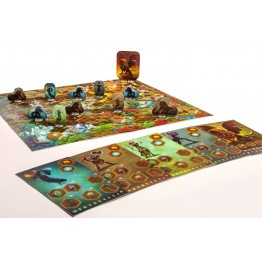 «Forest: The Legend of Manticore» board game