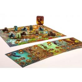 Стратегическая игра «Лес: Легенда о Мантикоре»
