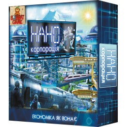«NANO Corporation» board game