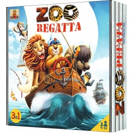 «ZOOregatta» board game