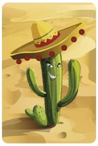 Зеленый Мексиканец: карта Советника (сзади)